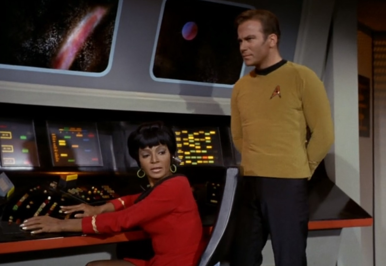 Screen Capture Star Trek The Original Series