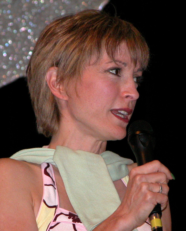 Nana Visitor Convention Pic