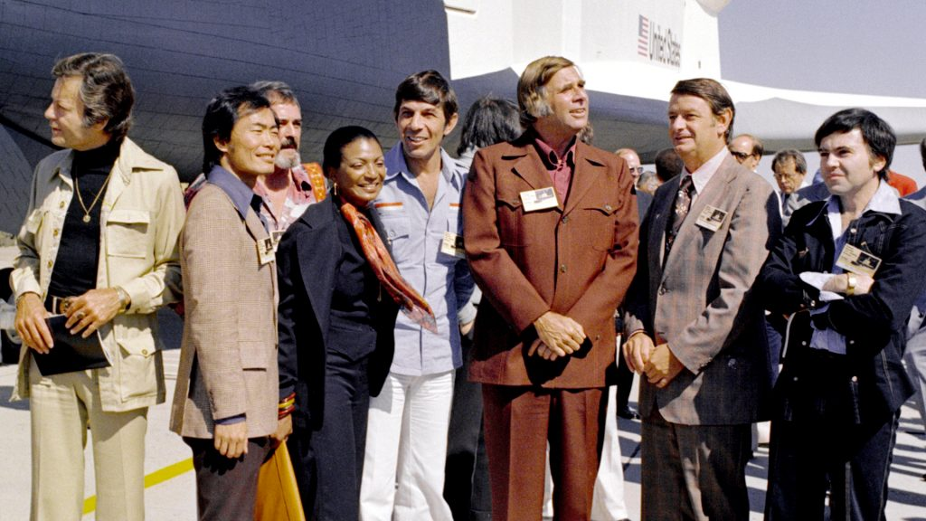 Cast of Star Trek The Original Series