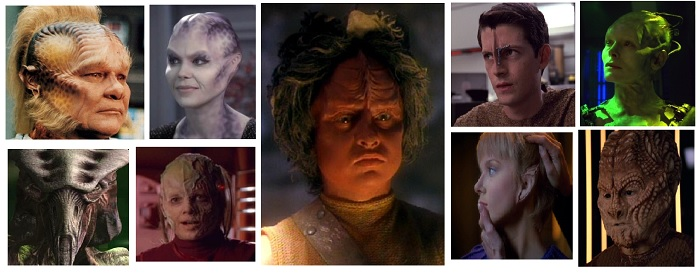 Top Ten Alien Races of the Delta Quadrant