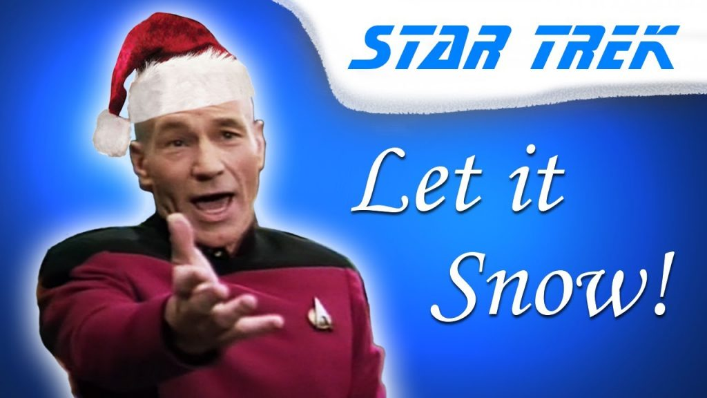Star Trek Let it Snow!